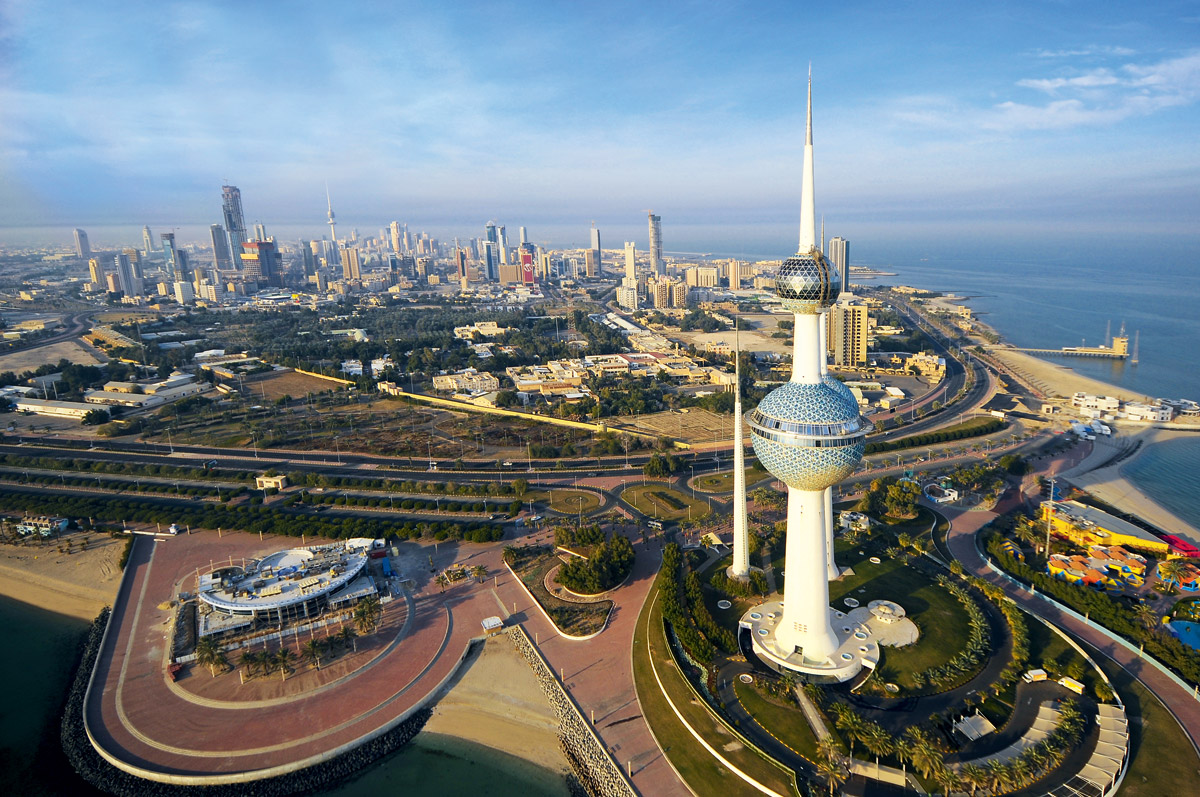 Rebuilding Kuwait